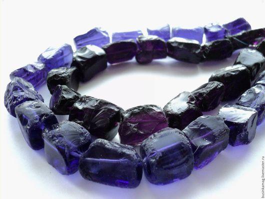 Для украшений ручной работы. Ярмарка Мастеров - ручная работа. Купить Аква кварц камни в ассортименте 19-25мм. Handmade.