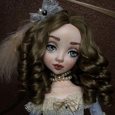"""Dolls & toys handmade. Livemaster - original item Doll """"Adel"""". Handmade."""