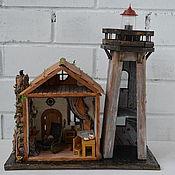Для дома и интерьера ручной работы. Ярмарка Мастеров - ручная работа Хранитель старого маяка.. Handmade.