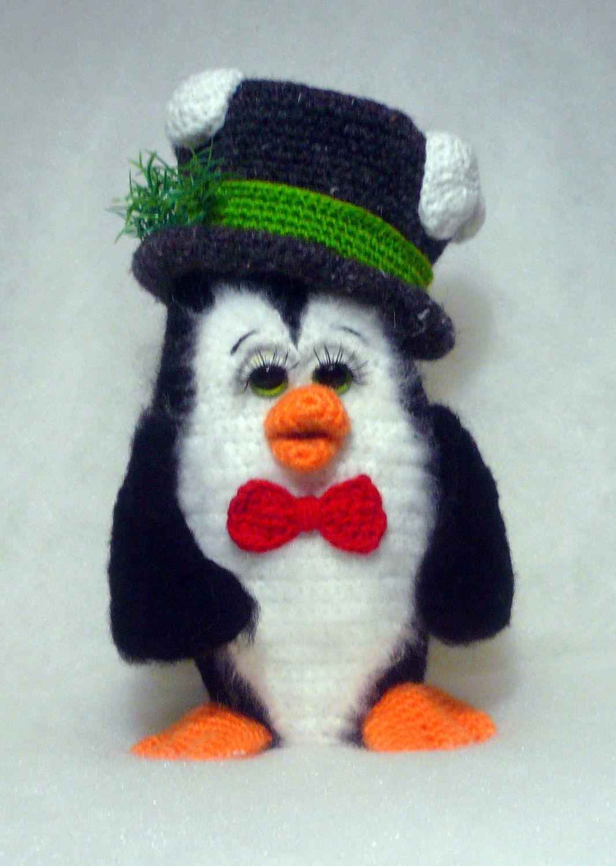 Penguin Gwen (Penguin) - description knit MK – shop online on ...