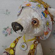 Куклы и игрушки ручной работы. Ярмарка Мастеров - ручная работа Медвежонок сладкоешка. Handmade.