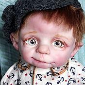Куклы и пупсы ручной работы. Ярмарка Мастеров - ручная работа Авторская кукла Мальчик. Handmade.