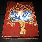 Канцелярские товары handmade. Livemaster - original item Diary Energy 5 types. Handmade.