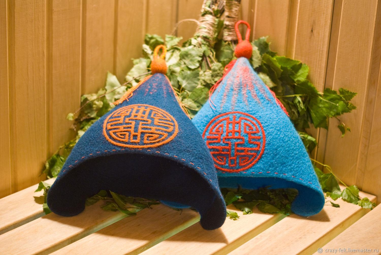 Bath cap ' Wheel of life', Bath accessories, Krasnoyarsk,  Фото №1