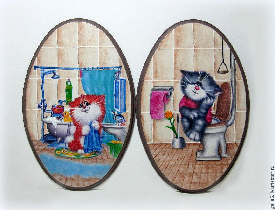 Английском языке, прикольные картинки на дверь туалета и ванны