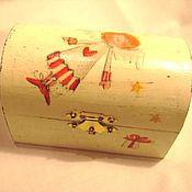 Для дома и интерьера handmade. Livemaster - original item box-pincushion