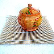 Посуда handmade. Livemaster - original item Puzatenky pot