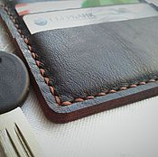 Сумки и аксессуары handmade. Livemaster - original item Cardholders card case mini purse wallet. Handmade.