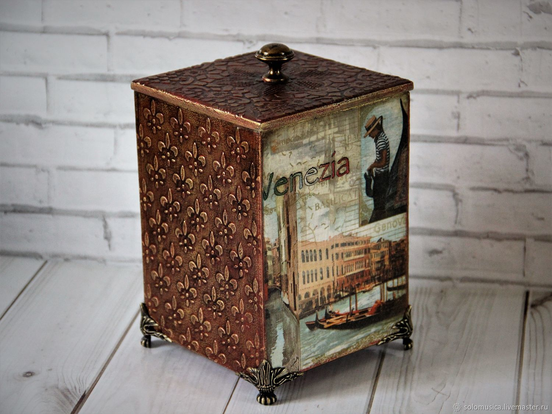 Box-the box 'Venice', Storage Box, Krasnodar,  Фото №1