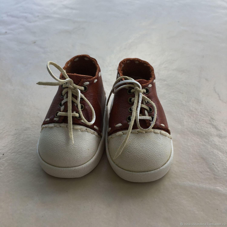 Обувь для Паолы. Кроссовки, Одежда для кукол, Челябинск,  Фото №1