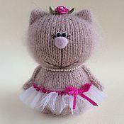 Куклы и игрушки handmade. Livemaster - original item Pussy Ballerina.. Handmade.