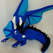 Куклы и игрушки handmade. Livemaster - original item Dragon. Handmade.