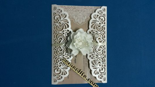 Свадебные открытки ручной работы. Ярмарка Мастеров - ручная работа. Купить Приглашение на свадьбу. Handmade. Приглашения на свадьбу, пригласительные, приглашение