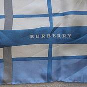 Винтаж handmade. Livemaster - original item Handkerchief silk,vintage England. Handmade.