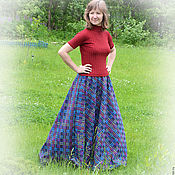 Одежда handmade. Livemaster - original item The skirt of the bell