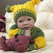 Куклы и игрушки ручной работы. Ярмарка Мастеров - ручная работа Кукла реборн. Handmade.