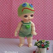Куклы и игрушки ручной работы. Ярмарка Мастеров - ручная работа Песочник для малыша NappyChoo. Handmade.