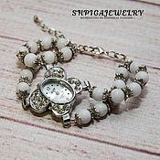 handmade. Livemaster - original item Watch wrist