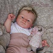 Куклы и игрушки ручной работы. Ярмарка Мастеров - ручная работа Кукла реборн Мирося (Коко 10). Handmade.