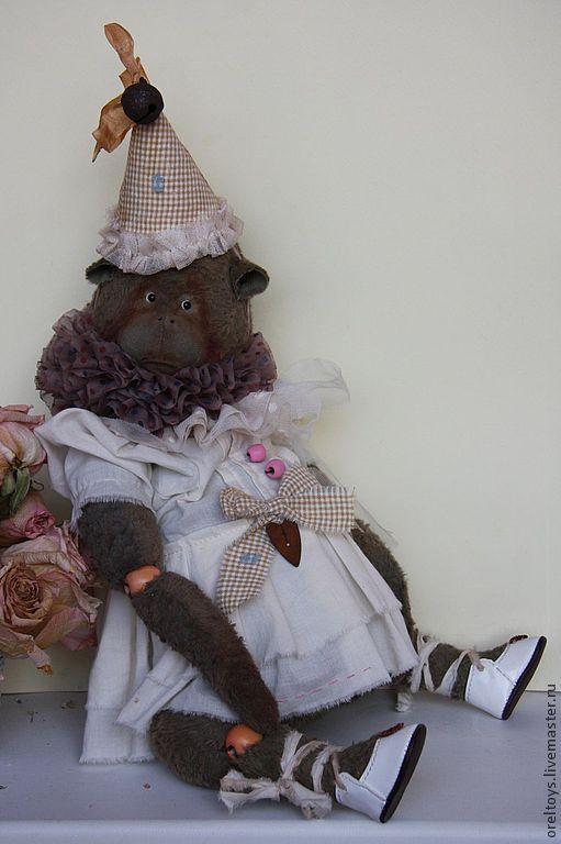 Мишки Тедди ручной работы. Ярмарка Мастеров - ручная работа. Купить Лулу ( 41 см ). Handmade. Хаки