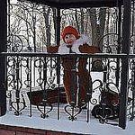 """Светлана Полухтина """"Вязаный заяц"""" (knittedrabbit) - Ярмарка Мастеров - ручная работа, handmade"""