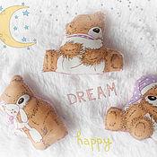 Куклы и игрушки ручной работы. Ярмарка Мастеров - ручная работа Игрушки Мишки Тедди. Handmade.