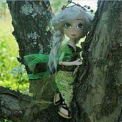 Куклы и игрушки ручной работы. Ярмарка Мастеров - ручная работа Лесная нимфа. Handmade.