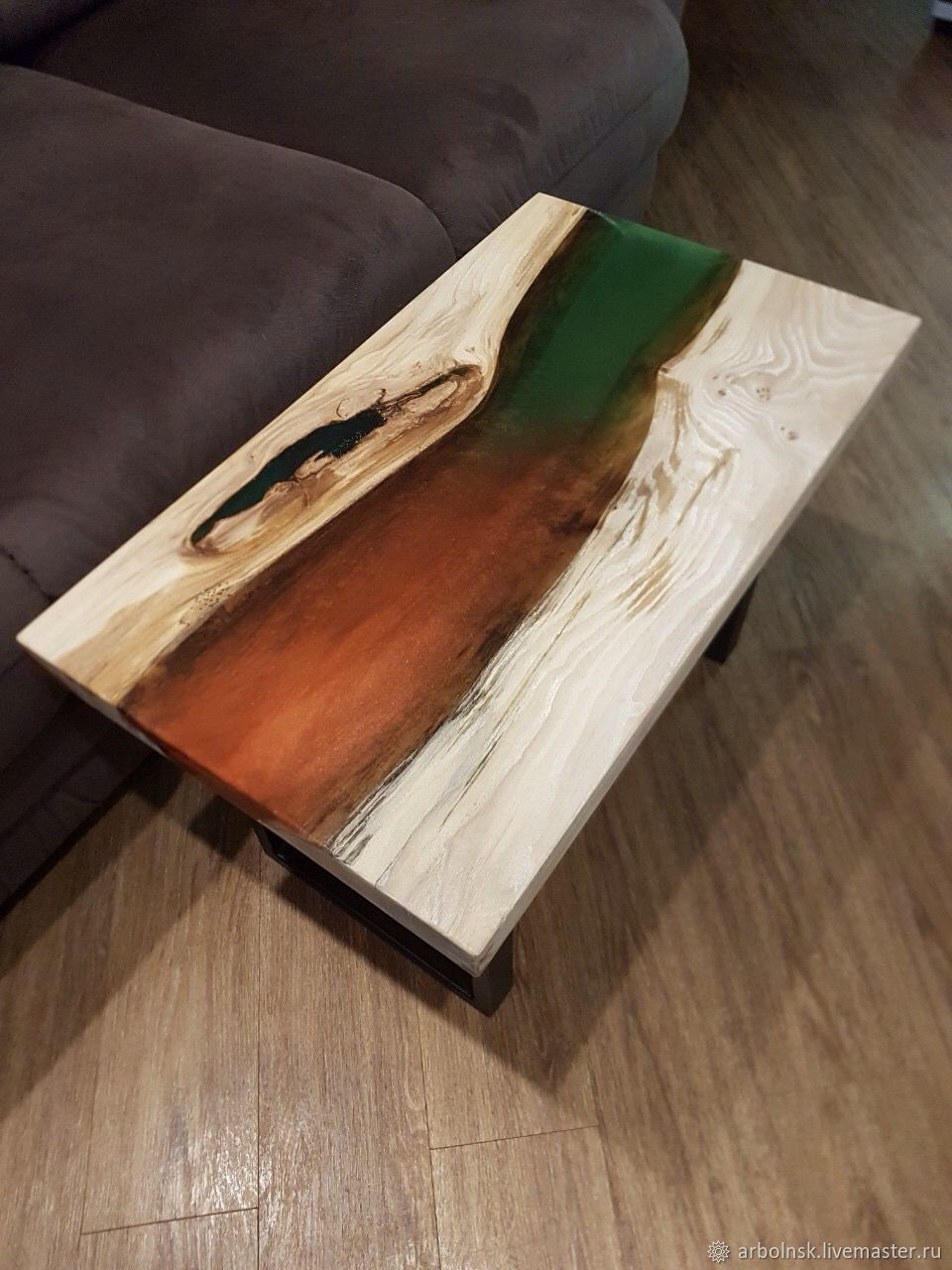 table river with epoxy shop online on livemaster with shipping rh livemaster com