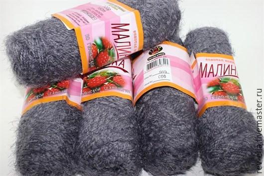 Вязание ручной работы. Ярмарка Мастеров - ручная работа. Купить Пряжа МАЛИНКА. Handmade. Разноцветный, пряжа для детей