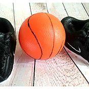 Мыло ручной работы. Ярмарка Мастеров - ручная работа Мыльный набор Баскетболисту. Handmade.