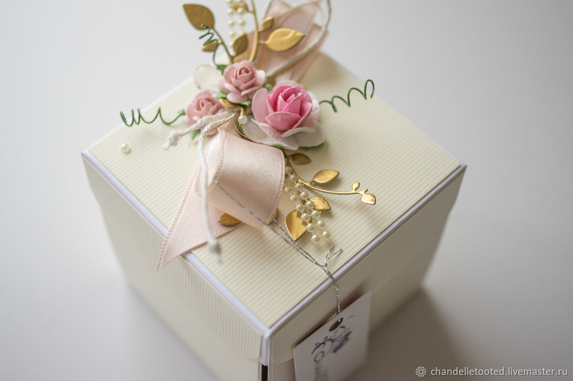 Buy Handmade cardbox Wedding cardbox Birthday cardbox Magic – Birthday Cards in a Box