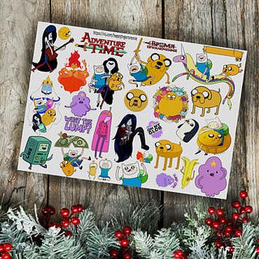 Materials for creativity handmade. Livemaster - original item Stickers