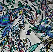 Ткани ручной работы. Ярмарка Мастеров - ручная работа Трикотаж ETRO. Handmade.