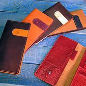 Сумки и аксессуары handmade. Livemaster - original item Wallet for travel. Handmade.