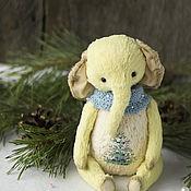 Куклы и игрушки handmade. Livemaster - original item Elephant Tilly. Handmade.