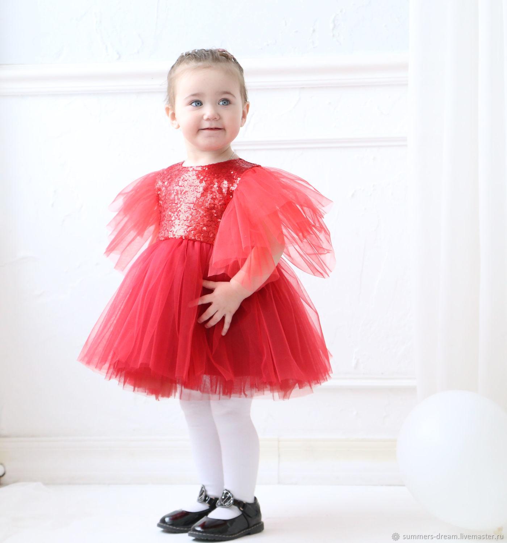 406492ca714 Пышное платье для девочки