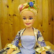 Куклы и игрушки ручной работы. Ярмарка Мастеров - ручная работа Мода в миниатюре. Handmade.
