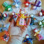 Куклы и игрушки handmade. Livemaster - original item Little herbalist. Handmade.