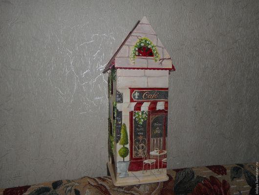 """Кухня ручной работы. Ярмарка Мастеров - ручная работа. Купить Чайный домик """"Итальянское кафе"""". Handmade. Комбинированный, италия"""