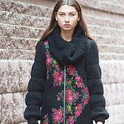 """Одежда ручной работы. Ярмарка Мастеров - ручная работа Пальто""""Венцина""""резерв. Handmade."""