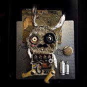 Куклы и игрушки ручной работы. Ярмарка Мастеров - ручная работа Робот РОБЕРТ. Handmade.