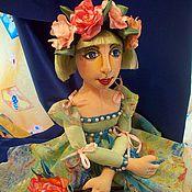 """Куклы и игрушки ручной работы. Ярмарка Мастеров - ручная работа Кукла ручной работы """"Весна Лана"""". Handmade."""