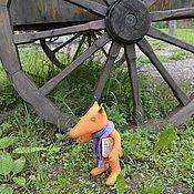 Куклы и игрушки ручной работы. Ярмарка Мастеров - ручная работа Прощай! - сказал Лис.... Handmade.