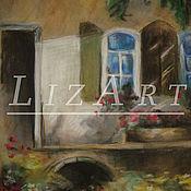 Картины и панно ручной работы. Ярмарка Мастеров - ручная работа Испания. Handmade.