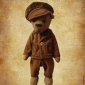 Куклы и игрушки ручной работы. Ярмарка Мастеров - ручная работа Мишка Ватсон. Handmade.