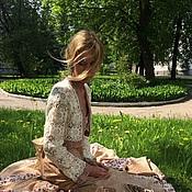 """Одежда ручной работы. Ярмарка Мастеров - ручная работа Болеро """"Анна"""". Handmade."""