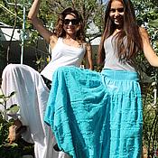 Одежда handmade. Livemaster - original item Afghani (zouaves) JANA cotton -sewing. Handmade.