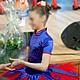 """Танцевальные костюмы ручной работы. Заказать Балетная пачка """" Китайский танец"""". Elef. Ярмарка Мастеров. Балетная пачка, сетка"""
