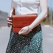 Сумки и аксессуары handmade. Livemaster - original item Men`s purse ORLEANS. Handmade.