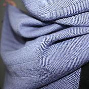 """Палантины ручной работы. Ярмарка Мастеров - ручная работа Мериносовый тканый шарф-палантин """"Лаванда"""". Handmade."""